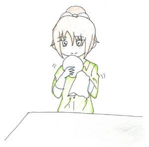 紗千歩さんイラスト1