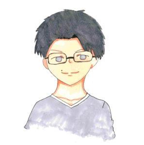 田川さんイラスト